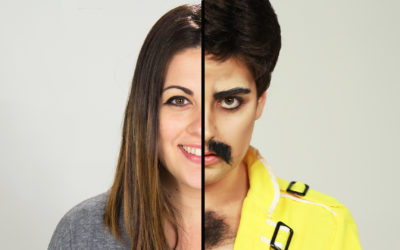 Mulheres se transformam em drag kings (Women Transform into Drag Kings)