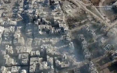 Bienvenido a Alepo (Welcome to Aleppo)