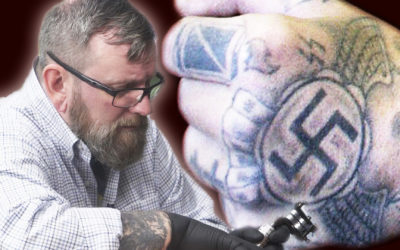 Eu cubro tatuagens racistas de graça (I Cover Up Racist Tattoos For Free)
